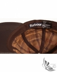 CASQUETTE BARBOUR HUILEE