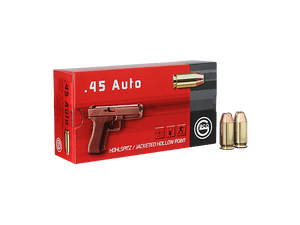 Geco 45 ACP Jacketed Hollow Point 14.9g/ 230gr