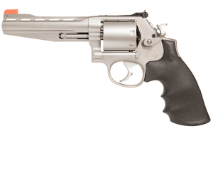 "REVOLVER S&W 686 PLUS PC 357MAG -38 SW 5"" 7 CO"