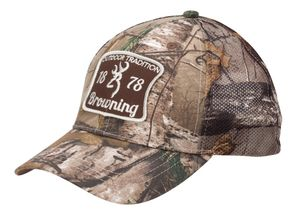 Casquette BROWNING OUTDOOR TRAD Rtx
