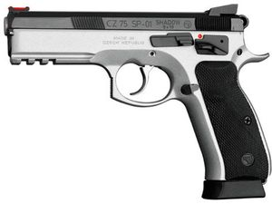 Pistolet CZ 75 SP-01 Shadow, calibre 9x19 mm