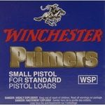 amorces WINCHESTER small pistol WSP   x100