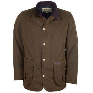 Barbour Men's Gilpin Waxed Jacket | Olive