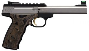 Pistolet BROWNING Buck Mark PLUS Stainless UDX cal.22Lr