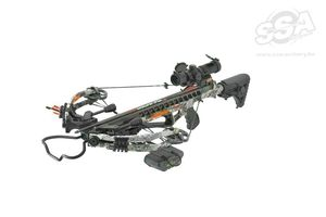 arbalete PSE COMPOUND CROSSBOW 'FANG HD' 405FPS / ILLUMINATED SCOPE / CAMO