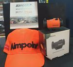 Pack AIMPOINT Micro H2 orange  + casquette + DVD