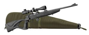 PACK CARABINE BO MANUFACTURE CAL. 22 LR LUNETTE 3-9X40