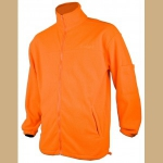Blouson polaire , orange,
