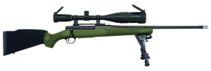 MOSSBERG PATRIOT NIGHT TRAIN 2 CAL 308 W LUNETTE 6-24x50