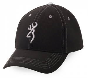 Casquette BROWNING BOONE noir/gris